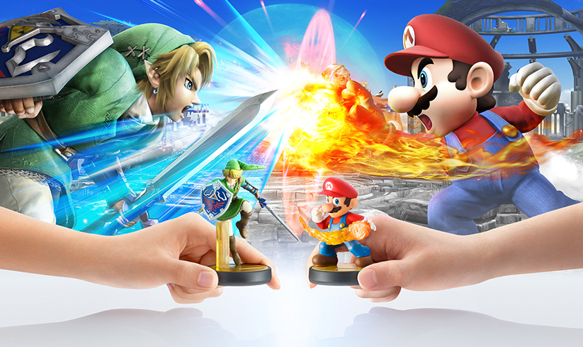 faq amiibo supersmash for 3ds