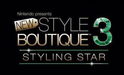 Bliv stylist i Nintendo Presents: New Style Boutique 3 - Styling Star!