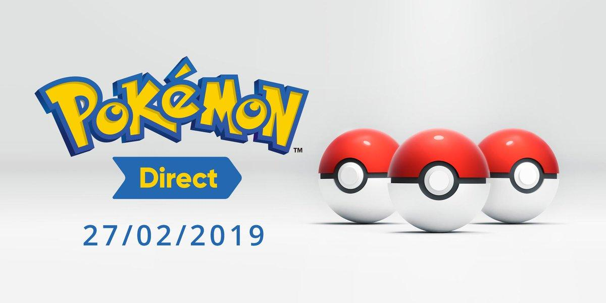 Ny Pokémon Direct 27. februar kl. 15.00