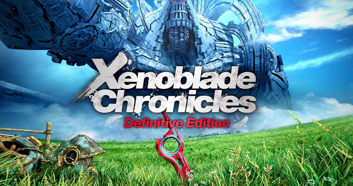 Xenoblade Chronicles: Definitive Edition er ude nu til Nintendo Switch!