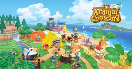 I dag udkommer Animal Crossing: New Horizons