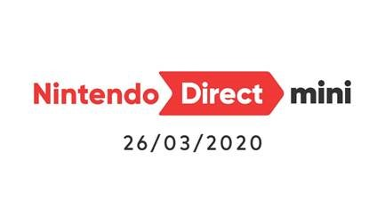 Ny Nintendo Direct Mini!