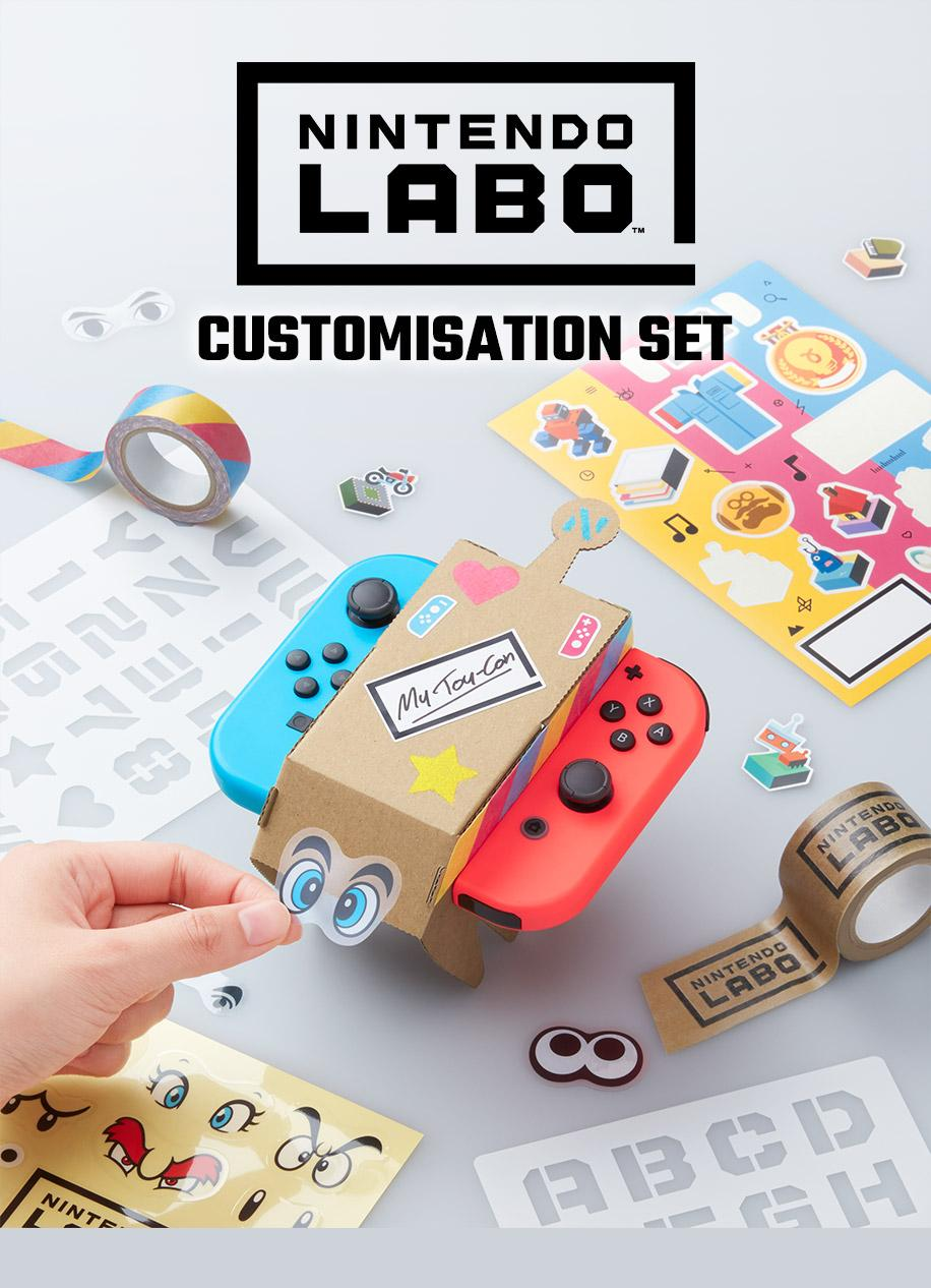 Customisation set