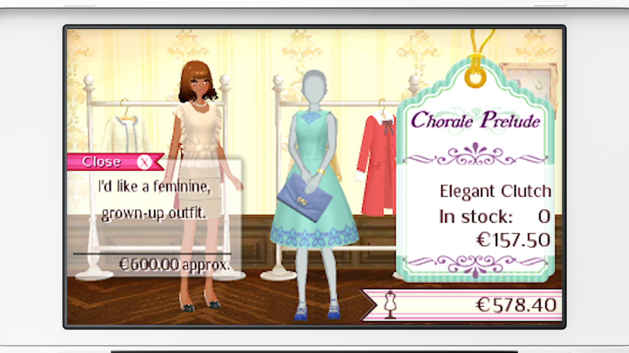new style boutique dating New style boutique 3: styling star free demo available - a free demo is now available you can download it from nintendo eshop on your nintendo 3ds family system run your own boutique.