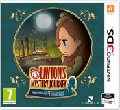 Layton\'s Mystery Journey: Katrielle and the Millionaries\' Conspiracy